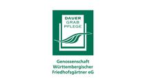 Logo Dauergrabpflege, Genossenschaft Württembergischer Friedhofsgärtner eG