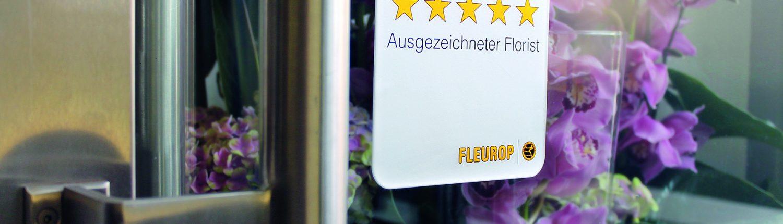 Fleurop Auszeichnung